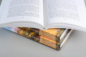 Ota Binding on a book