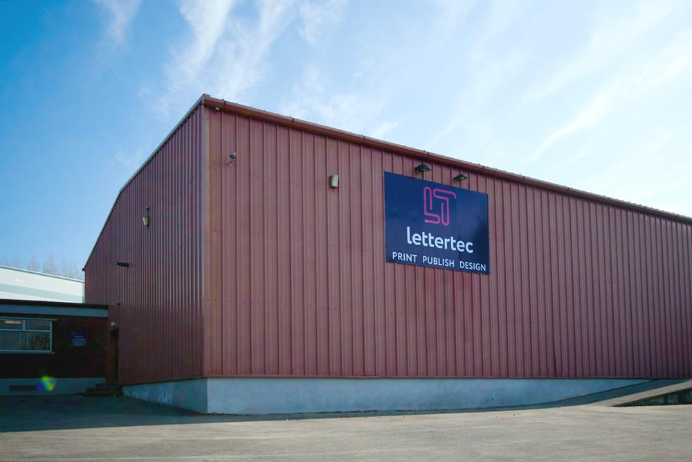 Lettertec Building, Carrigtwohill